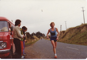 John Reed And Team Palmerston North Relay 1979