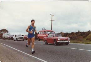 Roger Whiteman 1980 Palmerston North Relay